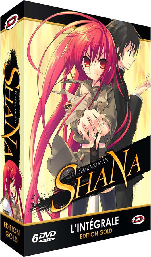 Shakugan No Shana Série TV animée