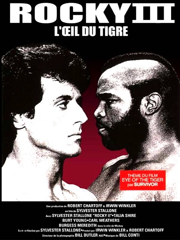 Rocky III - L'oeil du Tigre
