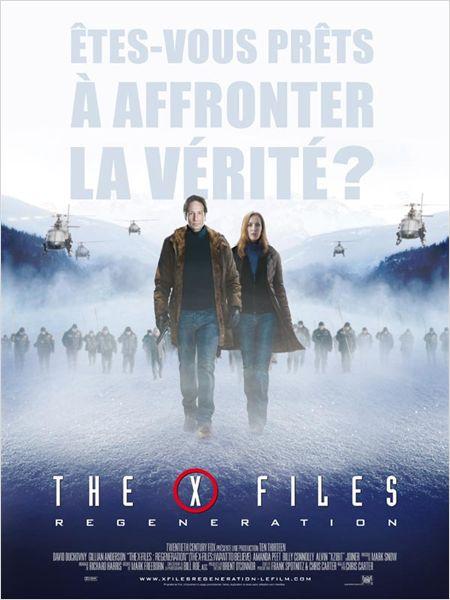 The X Files - Régénération