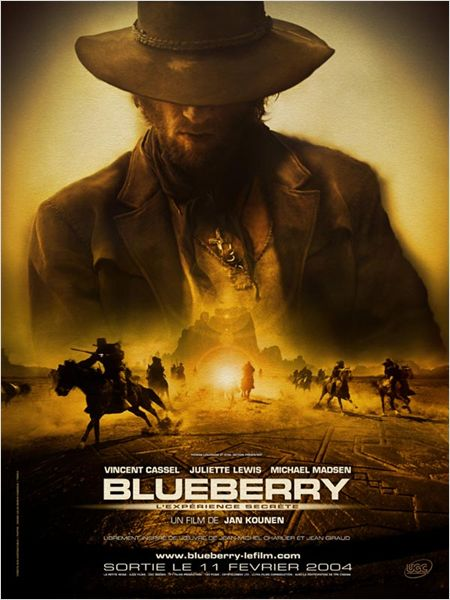 Blueberry, l'expérience secrète