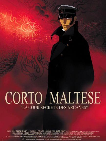 Corto Maltese - La cour secrète des arcanes