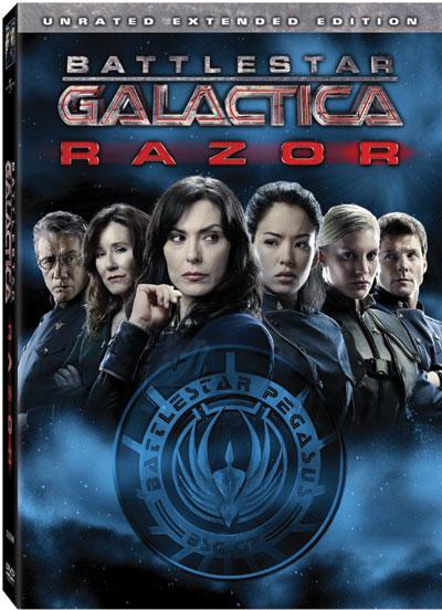 Battlestar galactica : razor