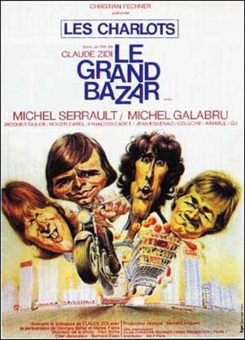 Les Charlots: Le Grand Bazar