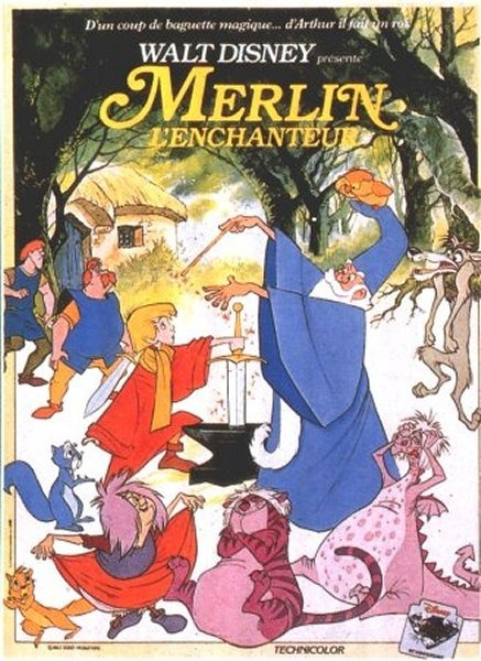 Merlin l'enchanteur