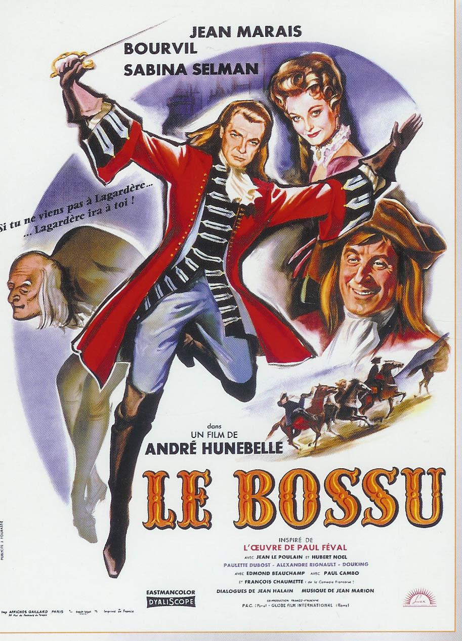 Le Bossu (1959)