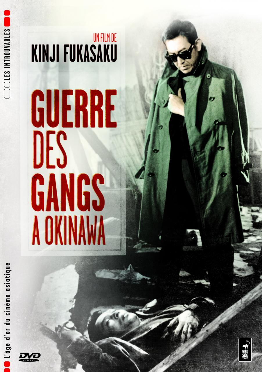 Guerre des gangs a Okinawa