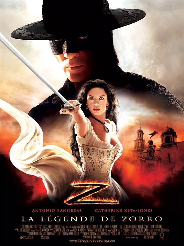 La Legende de Zorro