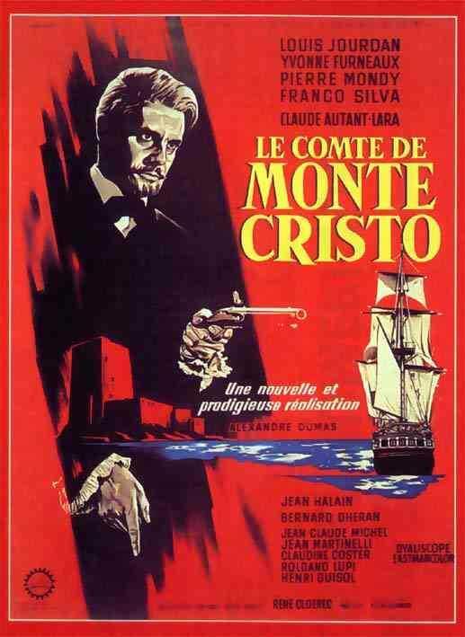 Le Comte de Monte Cristo (1961)