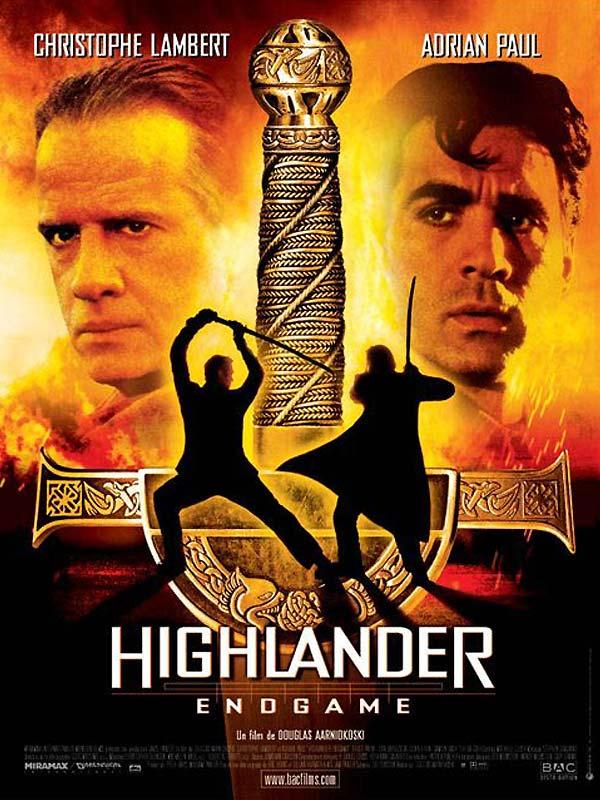 Highlander IV : Endgame