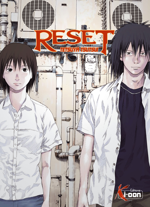 Reset Manga