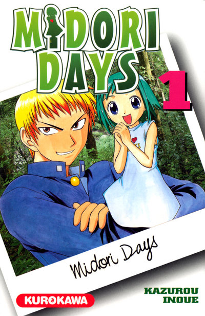 Midori Days Manga