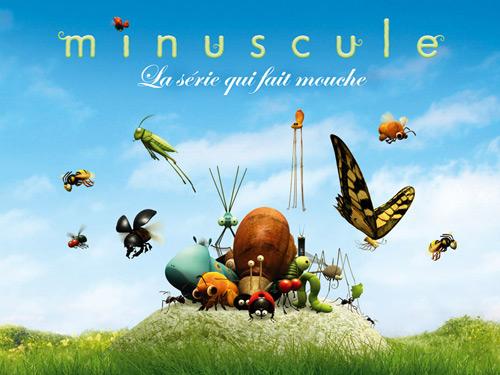 Minuscule, la vie privée des insectes