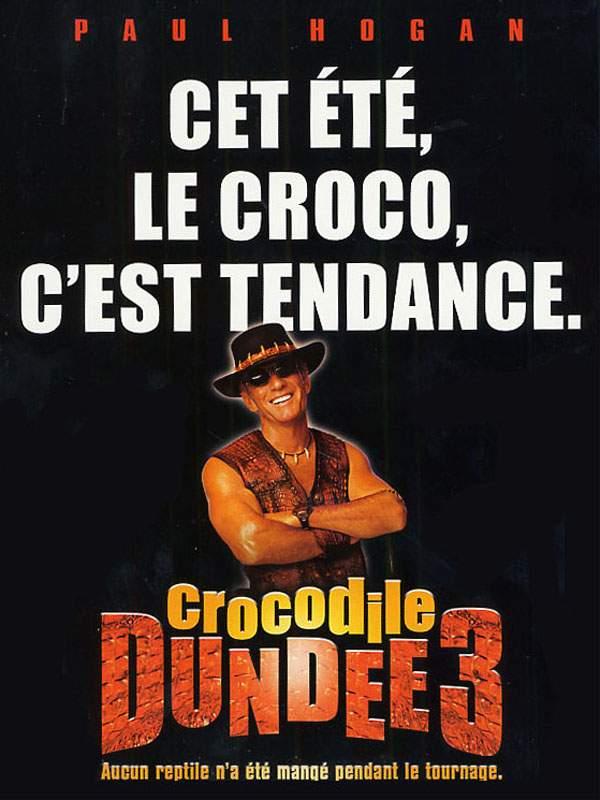 Crocodile Dundee 3