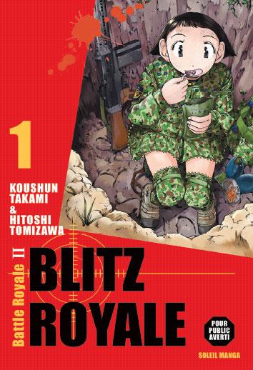 Blitz Royale Manga