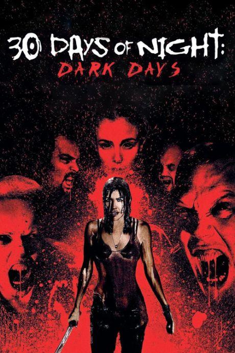 30 jours de nuit : jours sombres