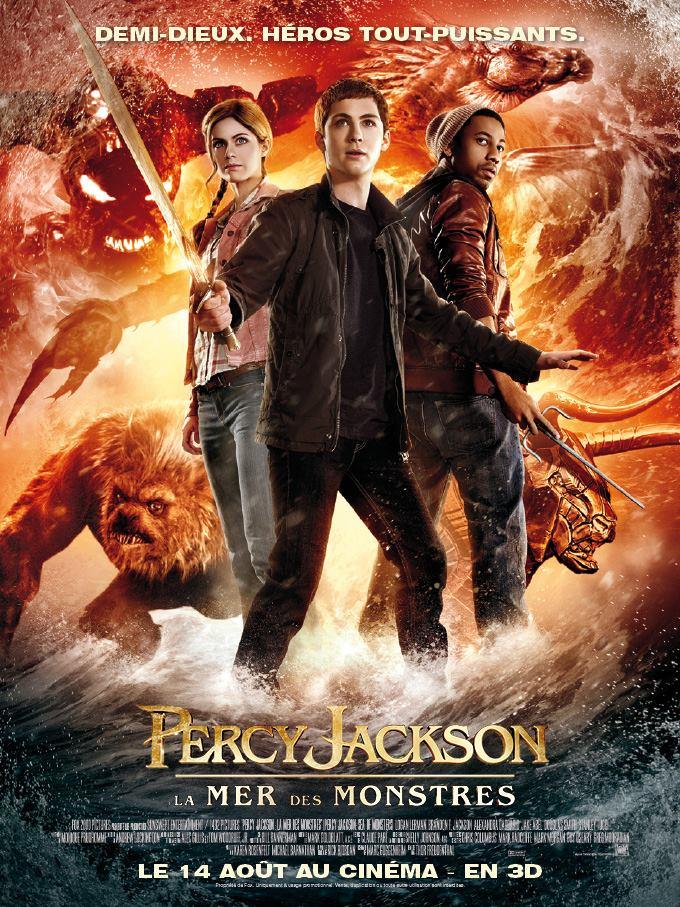 Percy Jackson : La Mer de Monstres