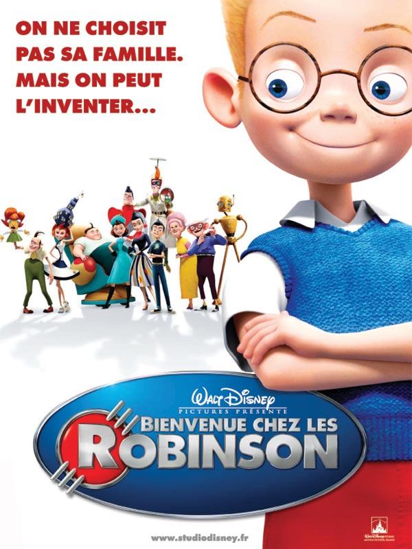 Bienvenue chez les Robinsons