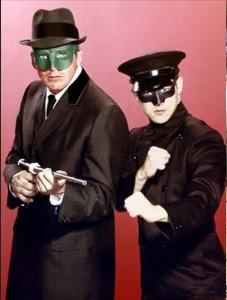 Le Frelon vert (1966)