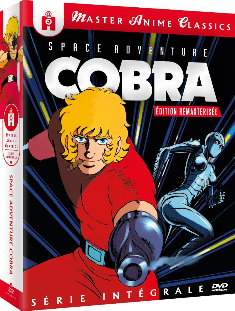 Cobra Série TV animée