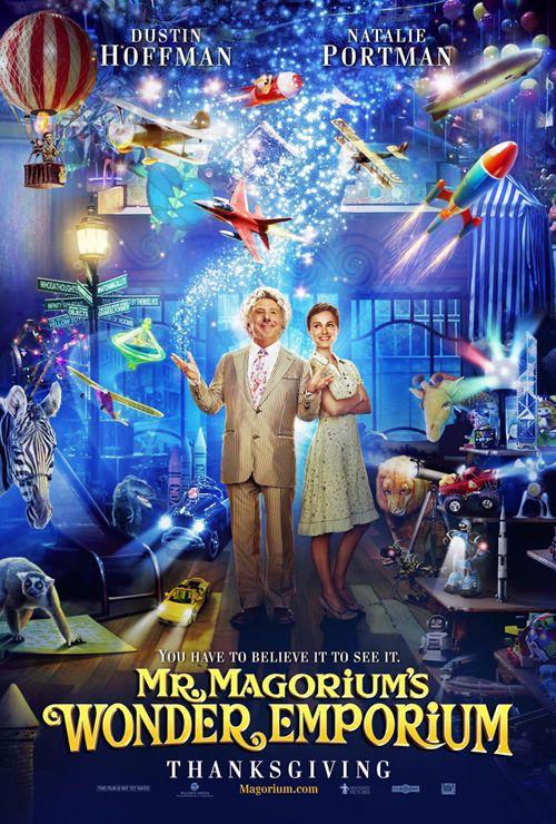Le Merveilleux Magasin de M. Magorium