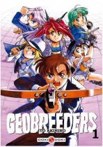 Geobreeders Manga