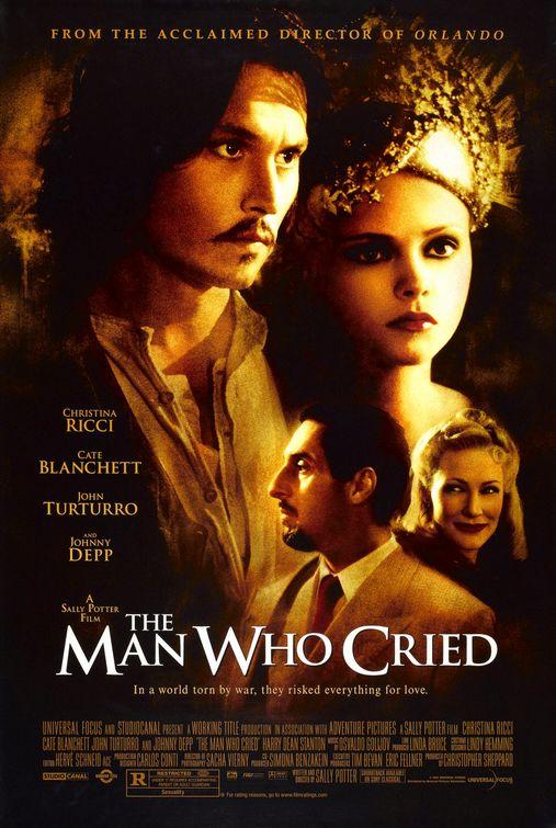 Les larmes d'un homme