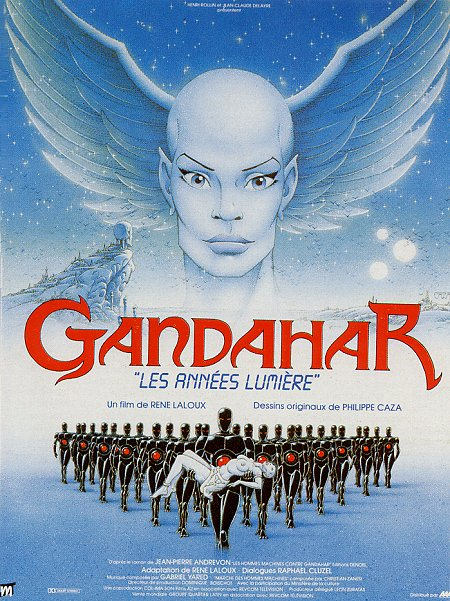 Gandahar : Les Années Lumière