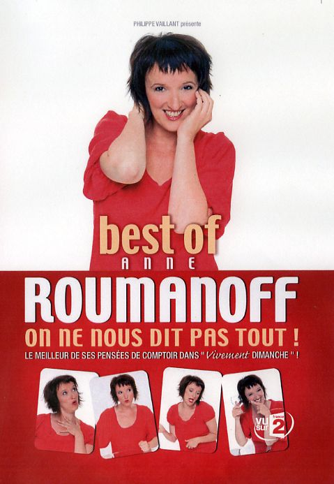 Anne Roumanoff - Best of On ne nous dit pas tout