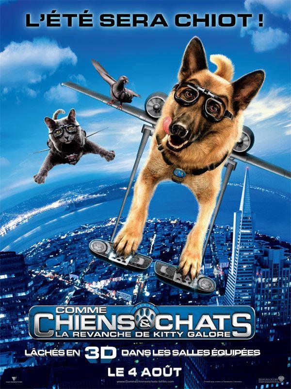 Comme Chiens et Chats 2 : La revanche de Kitty Galore