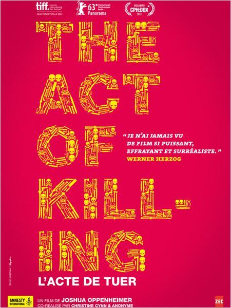 L'acte de tuer