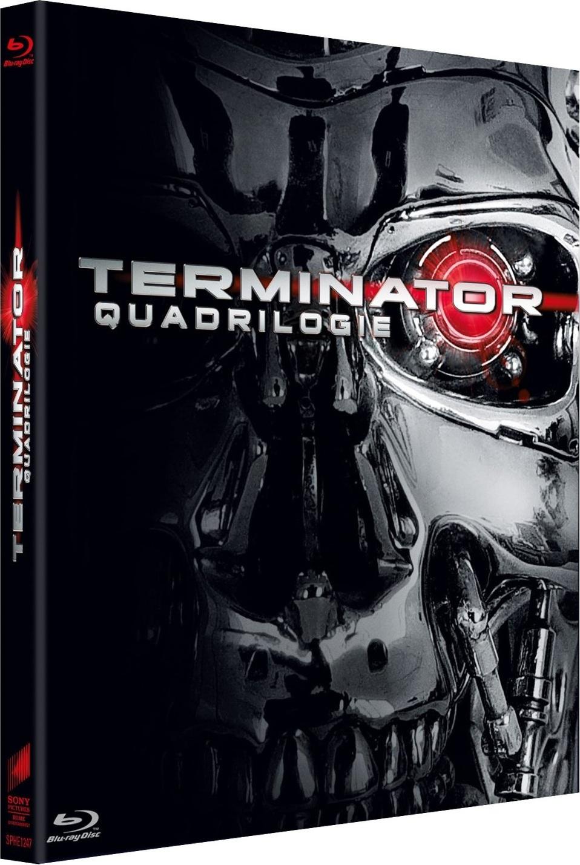 Terminator - Quadrilogie