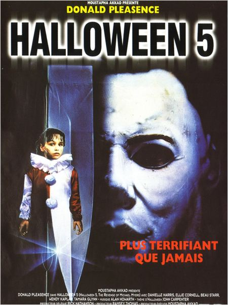 Halloween 5: la Revanche de Michael Myers