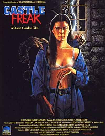 Castle Freak (House of Terror)