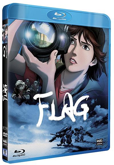 Flag Série TV animée