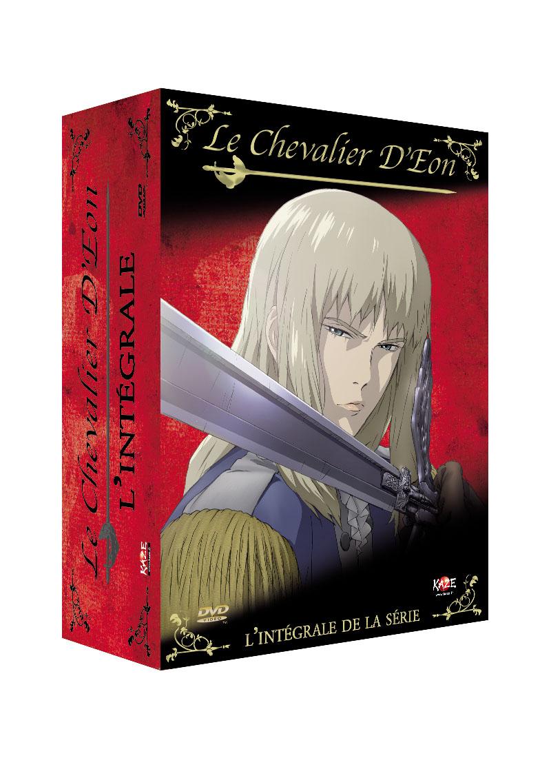 Le Chevalier d'Eon Série TV animée