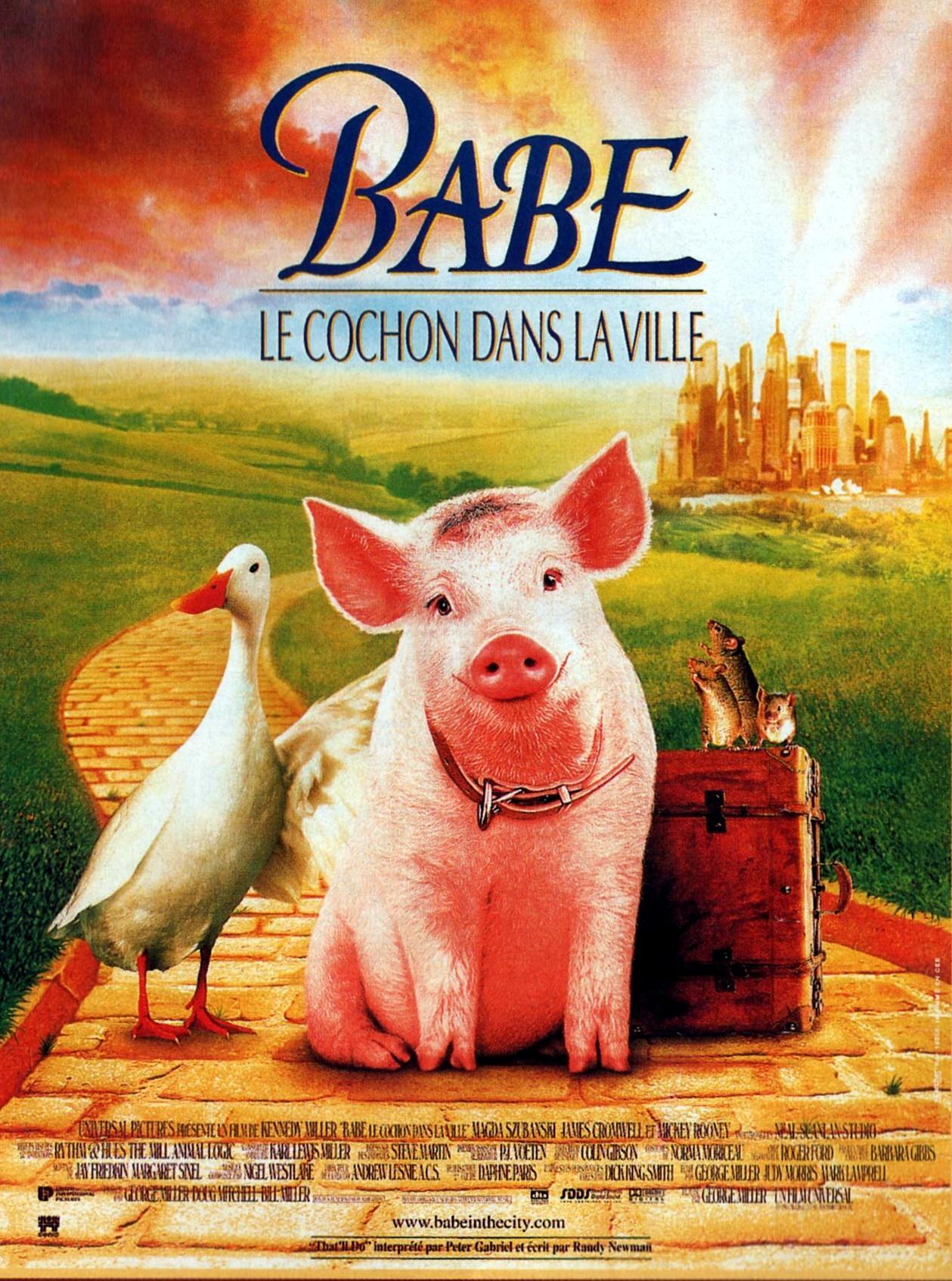 Babe 2 : le Cochon dans la ville