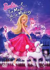 Barbie - La magie de la mode