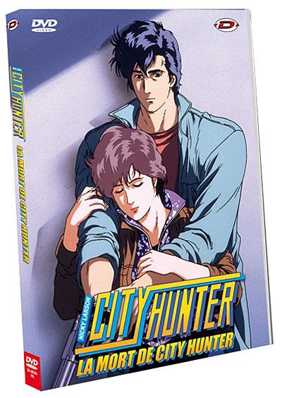 City Hunter - Nicky Larson - La mort de City Hunter TV Special