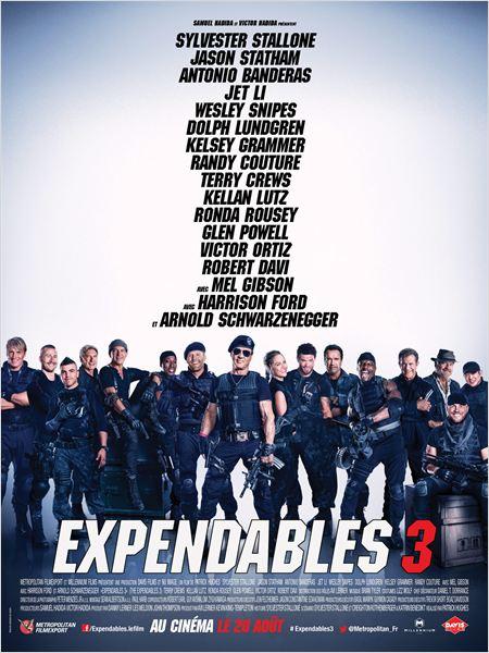Expendables 3 - unité spéciale