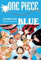 One Piece Blue (Grand Date File) Fanbook