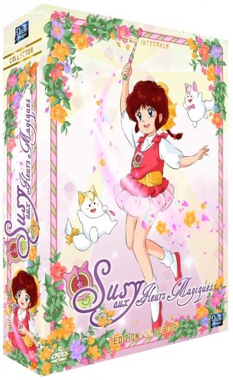 Susy aux Fleurs Magiques