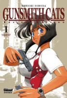 Gunsmith Cats - Revised Manga