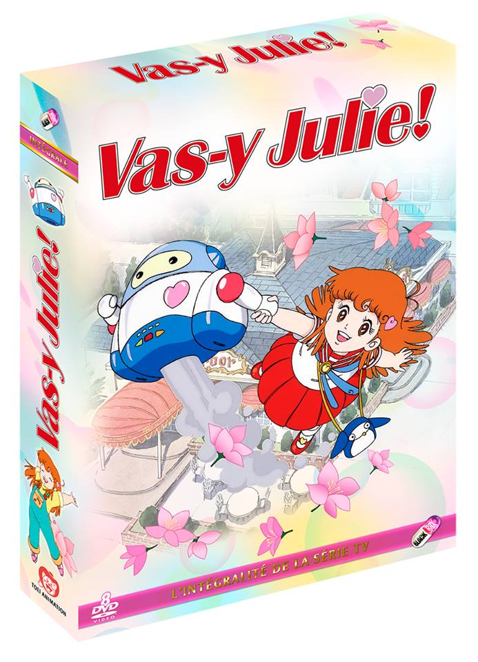 Vas-y Julie !