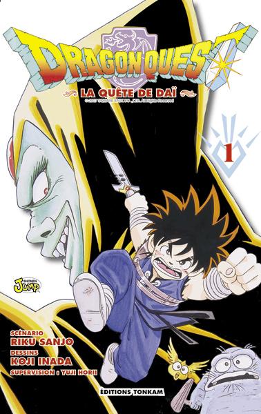Dragon Quest - La Quête de Dai  Manga