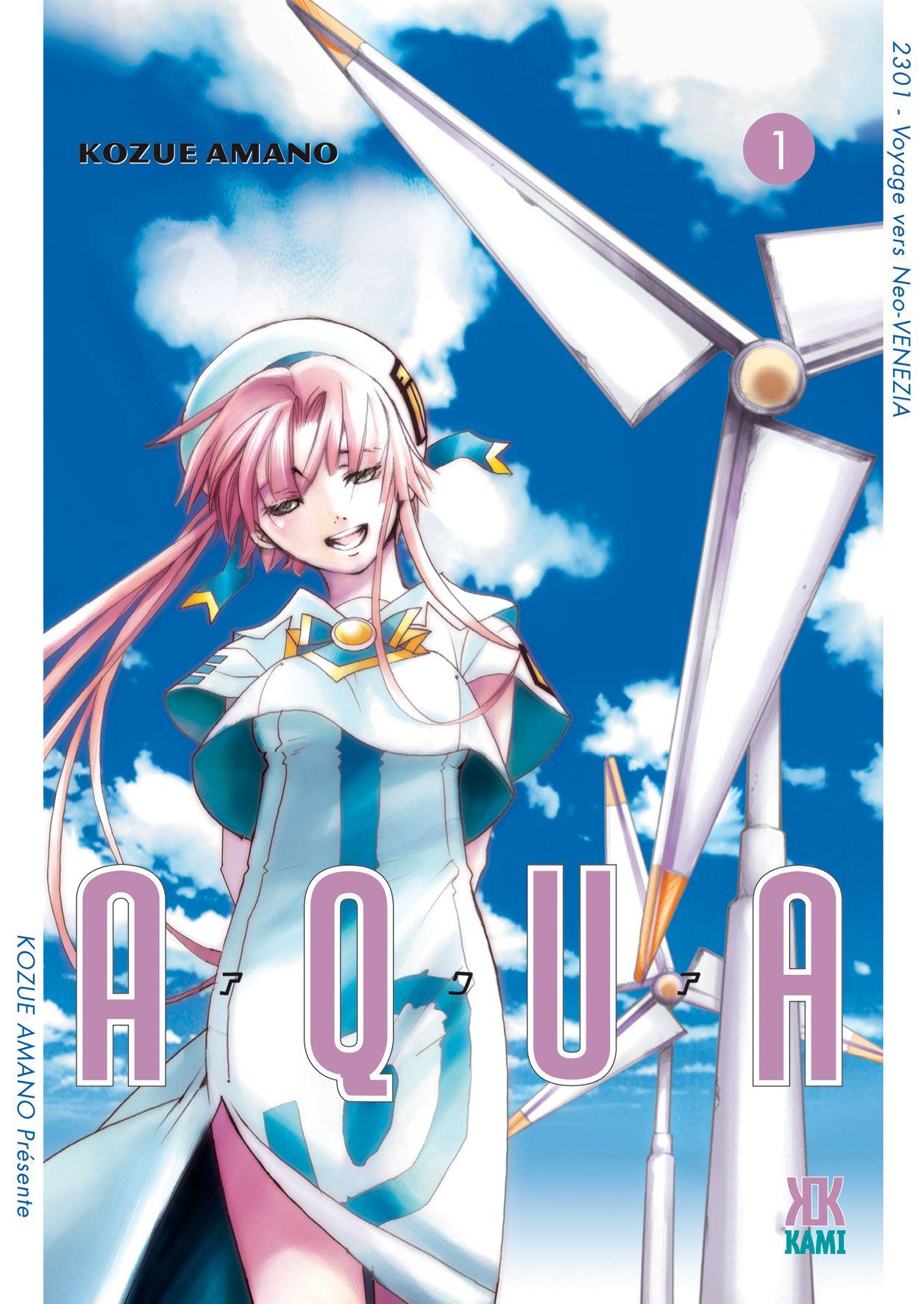 Aqua Manga