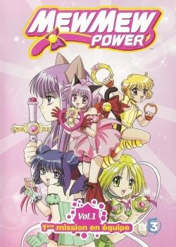 Tokyo Mew Mew - Saison 1 Série TV animée