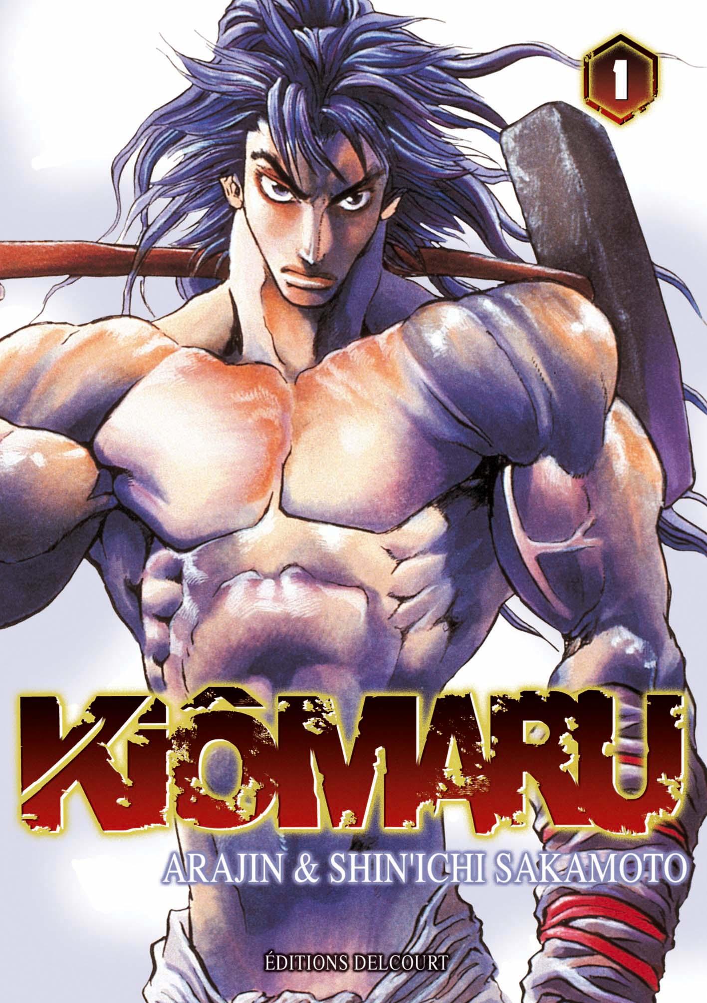 Kiômaru Manga