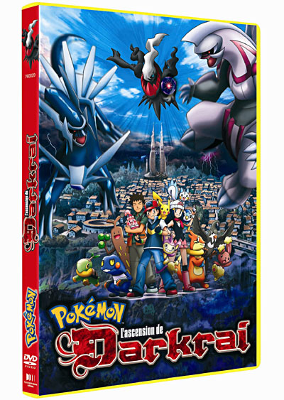 Pokemon - Film 10 : L'Ascension de Darkrai