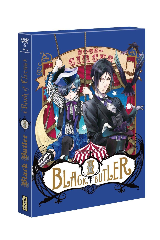 Black Butler - Book of Circus