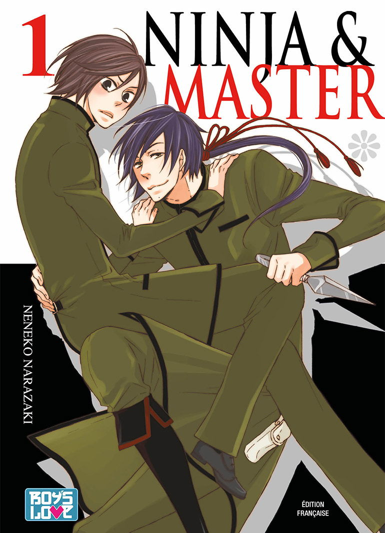 Ninja and master Manga